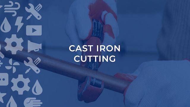 Cast Iron Cutting