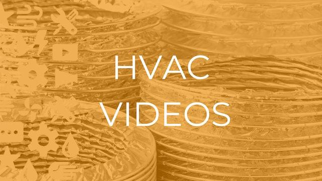 HVAC Videos
