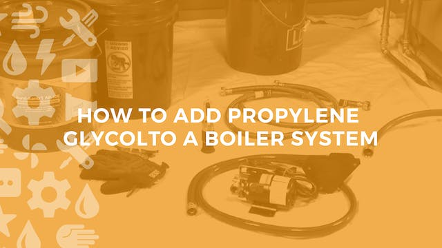 How to Add Propylene Glycol to a Boil...