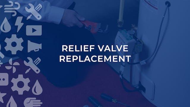 Relief Valve Replacement