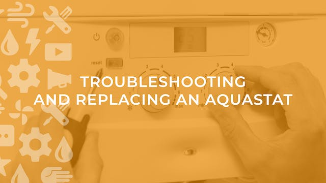 Troubleshooting and Replacing an Aqua...