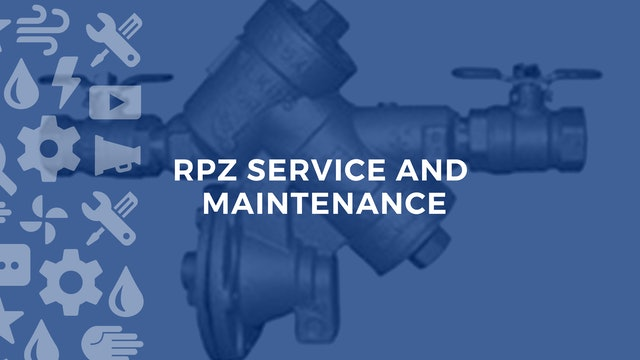 RPZ Service and Maintenance