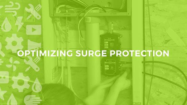 Optimizing Surge Protection