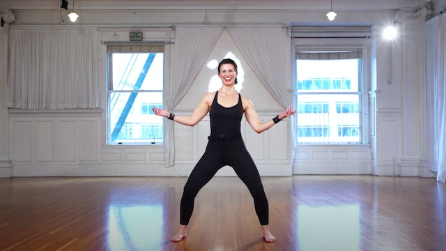 2GETHER - Nia 52 Moves Workout with Christina Mae Wolf
