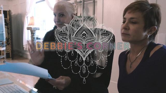 Debbie's Corner - Ep. #11 Sustainability in the Body