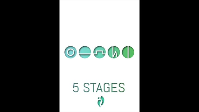 5 Stages - 9. Voice of Walking