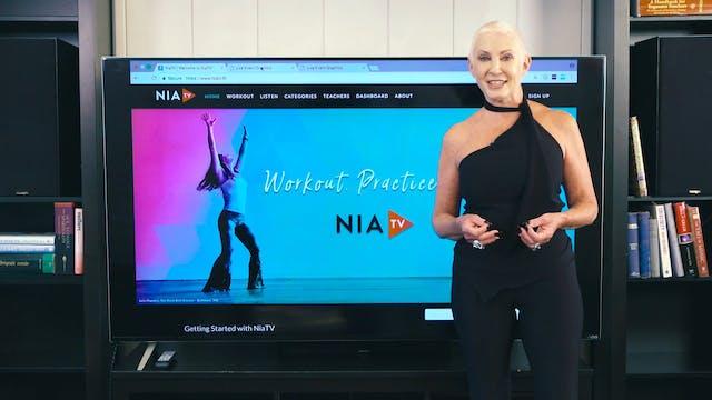 NiaTV Livestream 2 - Preparing to Lea...