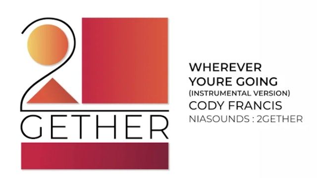 12 Wherever You're Going (Instr. Version) - Cody Francis