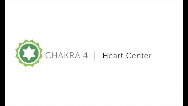 Day 4 - Meditation, Heart Center