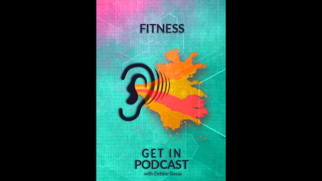 Get In Podcast - Fitness - Great Legs...