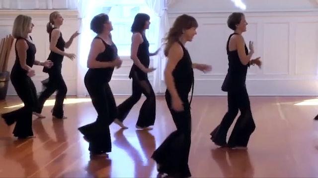 Bailando - Routine - Music Only - 3. Samba Natural