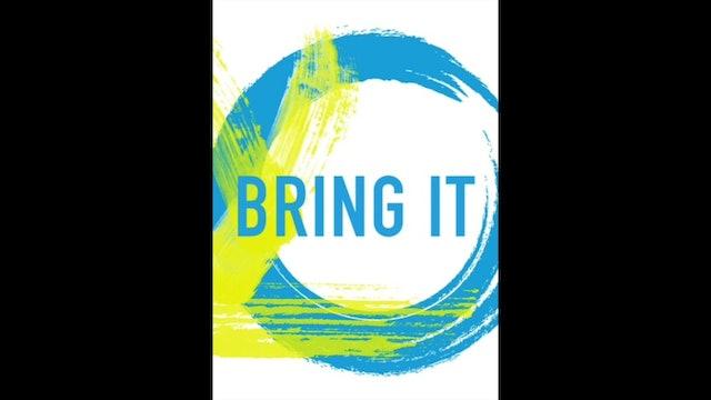 Bring It - 11. Blueprint