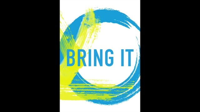 Bring It - 11. Blueprint