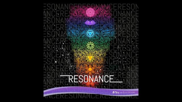ResOnance Routine - Chakras - The Bodys Way