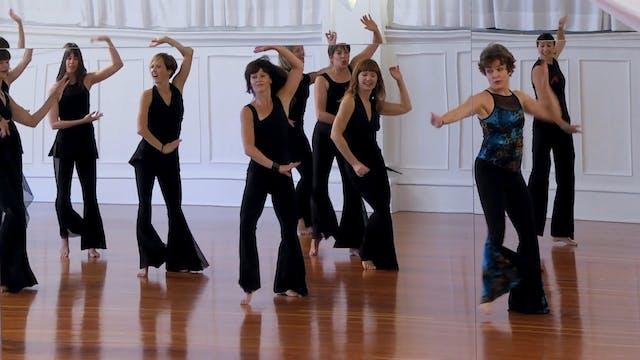 Bailando - Routine