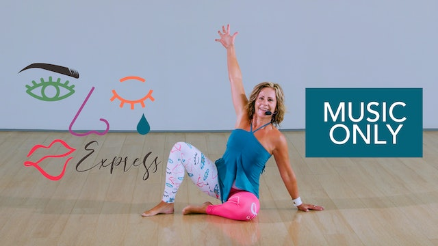 EXPRESS Routine with Kelle Rae Oien - Music Only