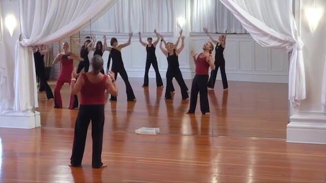 Rise - Routine - Music Only - 8. Peop...