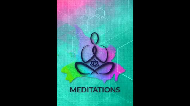 Meditation - Voice of Healing