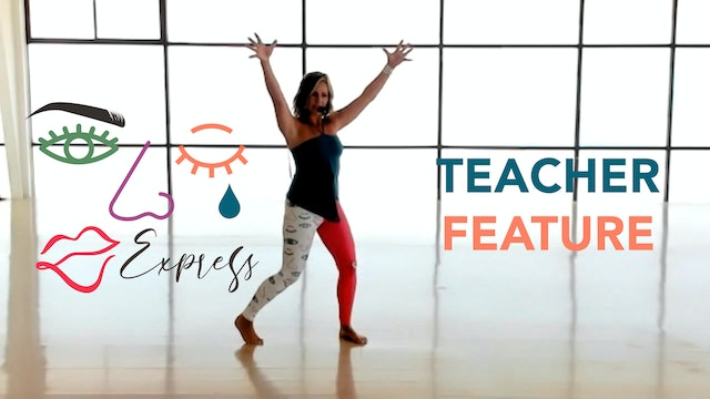 EXPRESS Routine - Teacher Feature Zoom Replay 092221