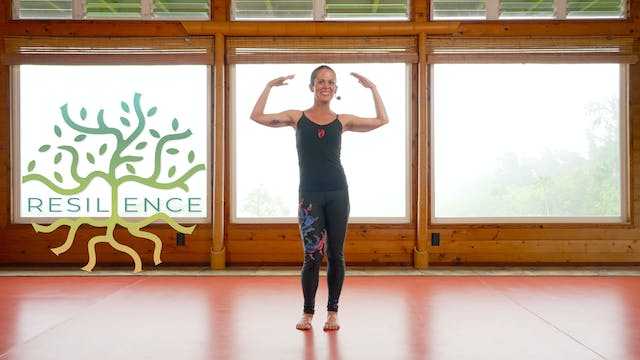 RESILIENCE Workout with Megan MacArthur