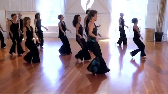 Bailando - Routine - Music Only - 4. El Ritmo