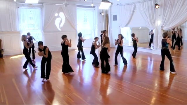 Bailando - Routine - Music Only - 8. ...