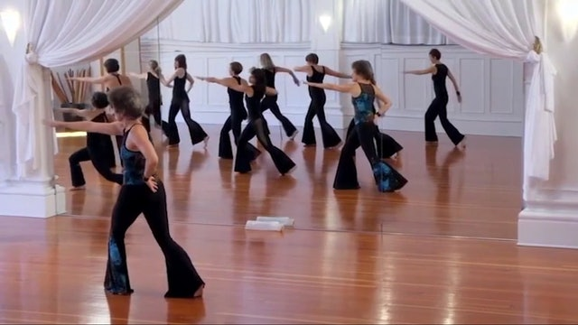 Bailando - Routine - Music Only - 1. Bem Devagar