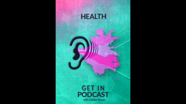Get in Podcast - Health - Sixty Second Tension Busters