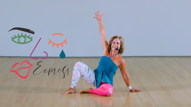 EXPRESS Routine with Kelle Rae Oien
