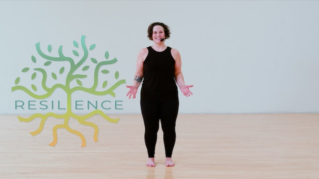 RESILIENCE Routine with Sarah Nickerson - Music Only