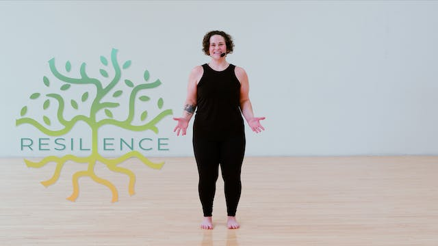 RESILIENCE Routine with Sarah Nickers...