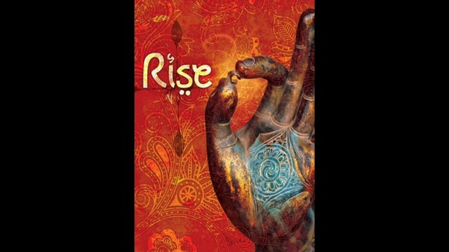 Rise - 1. Dabari N.Y.C. (The Merging Mudra)