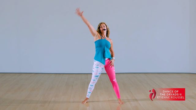 EXPRESS Routine - Song 3 - Dance of t...