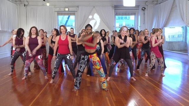 Farcia De'Toles - Mumbai Madness Single Song Choreography