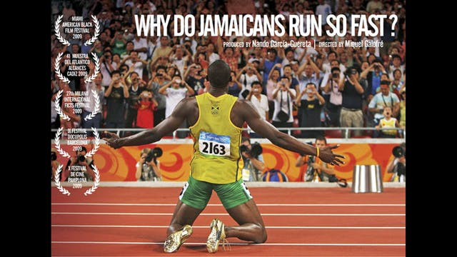 Why Do Jamaicans Run So Fast - English