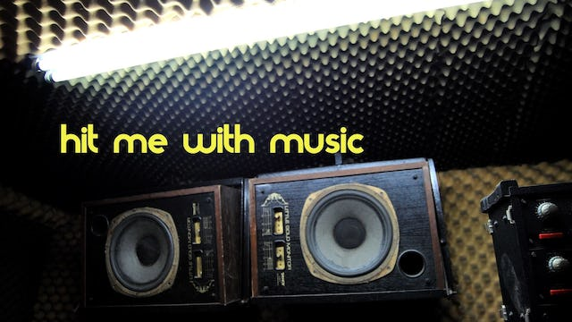 Hit Me With Music  - English