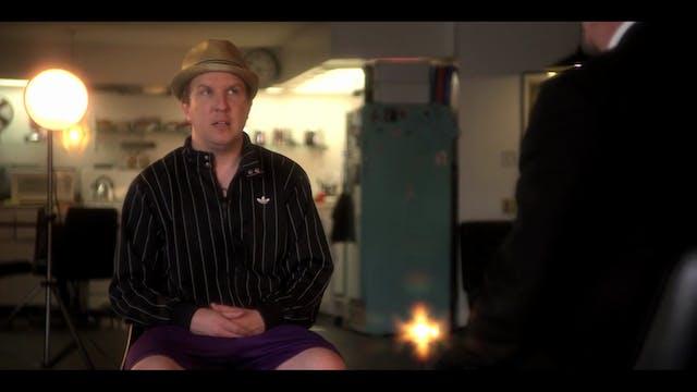 Nick Swardson: Timeless Comedian