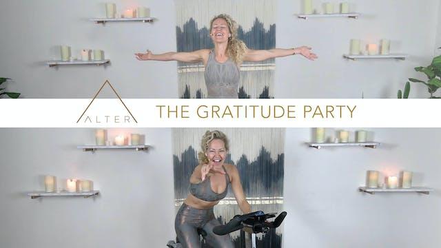 The Gratitude Party