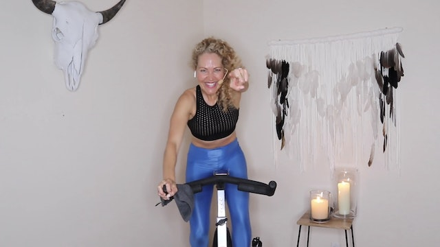 Arm Candy Ride - Lifted (35min)