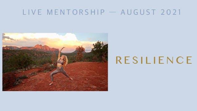 Alter Together Mentorship - Resilienc...