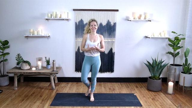 ALTER Heartward Yoga 5 - Courage