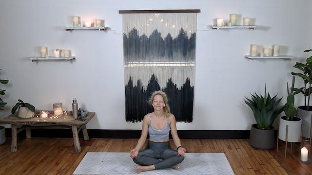 Meditation: Integrate
