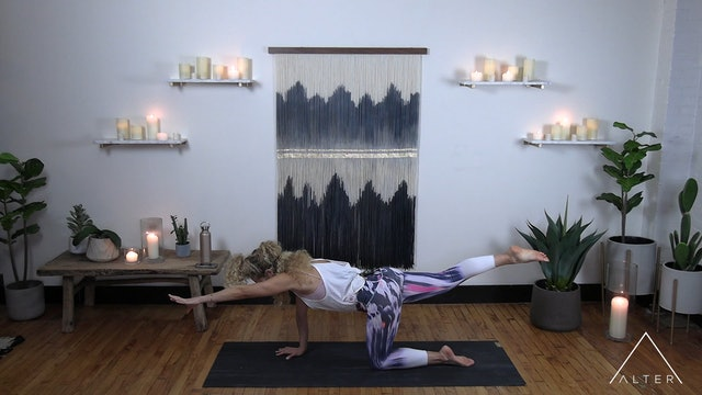 ALTER Heartward Yoga 3 - Untwist