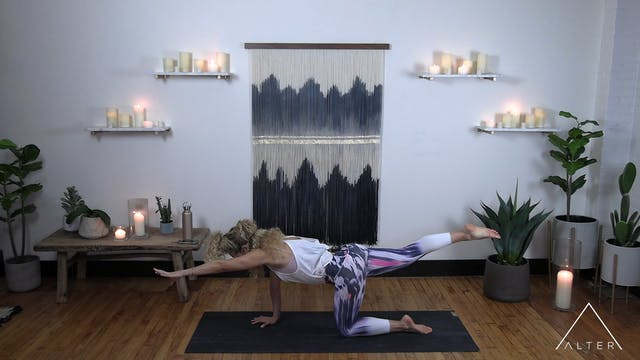ALTER Heartward Yoga 3 - Untwist