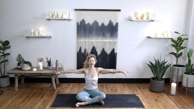 Meditative Stretch 5 - Integrate