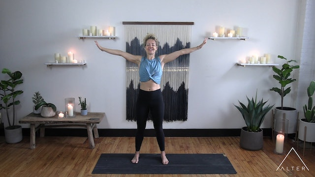 ALTER Heartward Yoga 4 - Grounded - hip openers