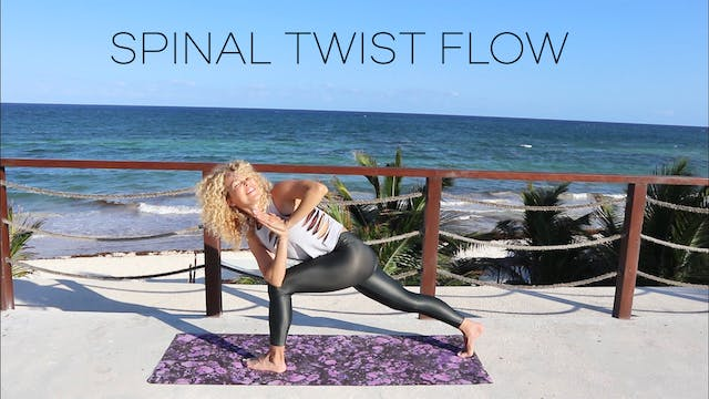 Spinal Twist Flow