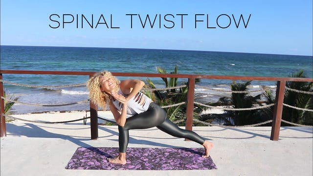 Spinal Twist Flow