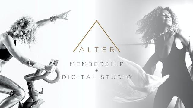 Alter Together Membership