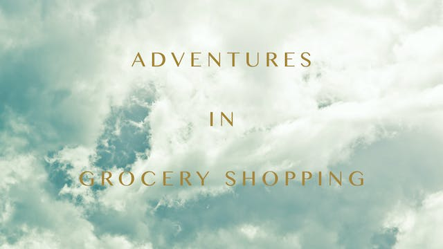 Adventures in Grocery Shopping - Nicole's Favorites